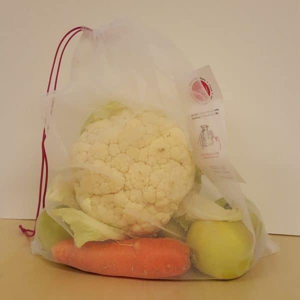 5 Filets résistants pour fruits et légumes