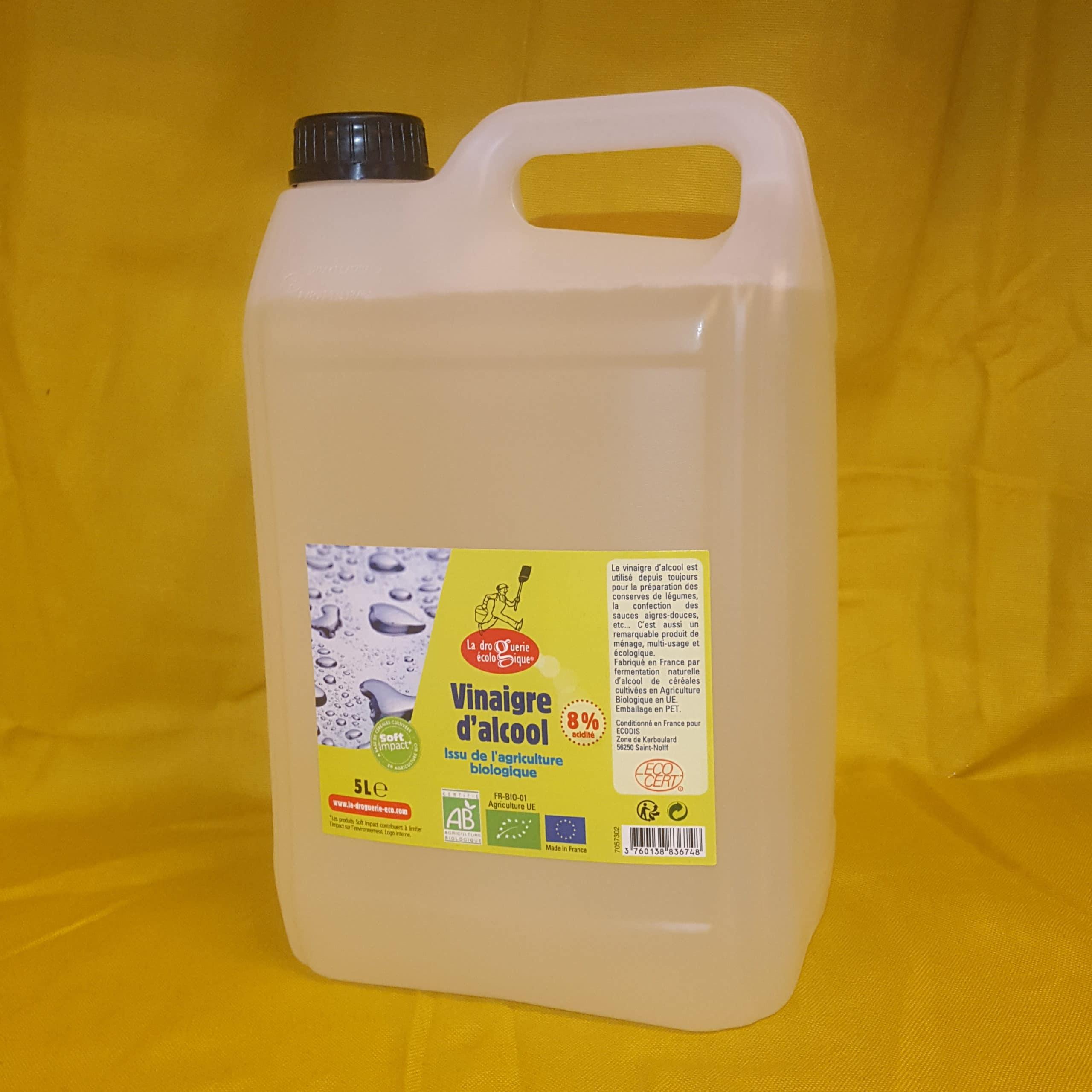 Vinegar 5 liters