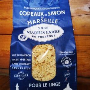 Copeaux de Savon de Marseille – Marius Fabre – 980 g