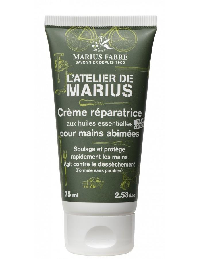 Crème réparatrice mains abîmées – Marius Fabre