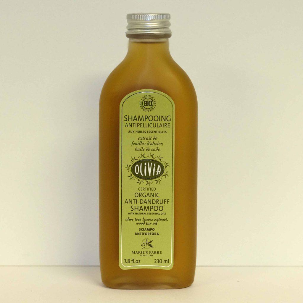 Shampooing «Antipelliculaire» à l'huile de cade, certifié BIO