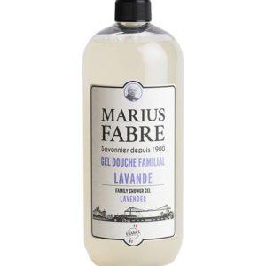 Gel douche familial à la lavande 1 litre – Marius Fabre