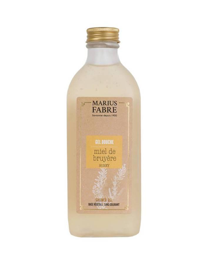 Gel douche «Miel de Bruyère» 230 ml – Marius Fabre