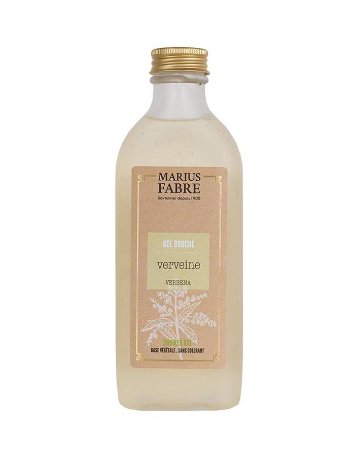 Gel douche «Verveine» 230 ml – Marius Fabre