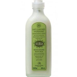 Lait corporel hydratant 230 ml – Marius Fabre (Gamme Olivia)