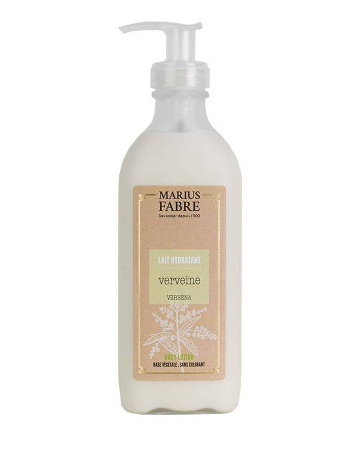 Lait hydratant «Verveine» 230 ml – Marius Fabre