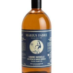 Liquide vaisselle aux copeaux de savon de Marseille – Marius Fabre