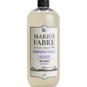 Shampooing familial à la lavande 1 litre – Marius Fabre