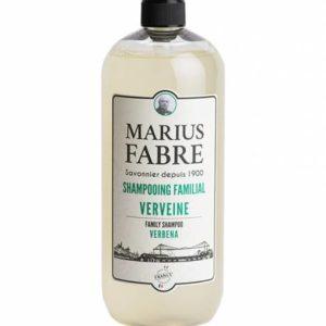 Shampooing familial à la verveine 1 litre – Marius Fabre
