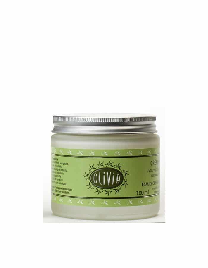 Crème pour le visage et le corps BIO 100 ml – Marius Fabre (Gamme Olivia)