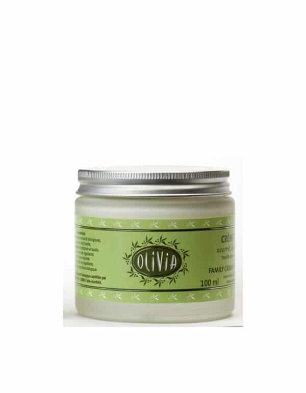 Cosmétique bio à l'huile d'oliveCrème hydratante à l'huile d'olive & beurre de karité, certifiée BIO Crème hydratante à l'huile d'olive & beurre de karité, certifiée BIO