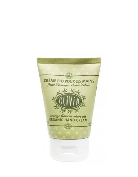Crème pour les mains BIO 50 ml – Marius Fabre (Gamme Olivia)