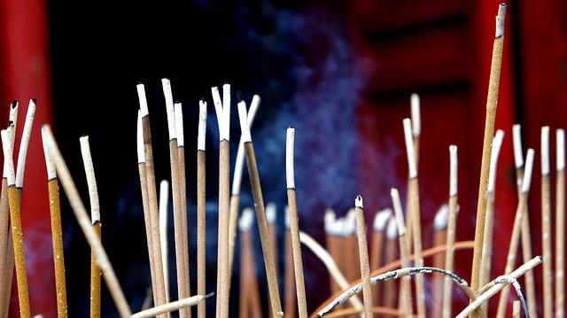 encens bâton