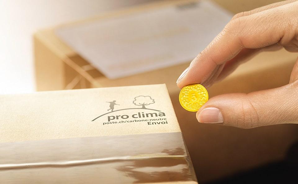 Read more about the article GreenMop envoie ses colis en Pro Clima par la Poste