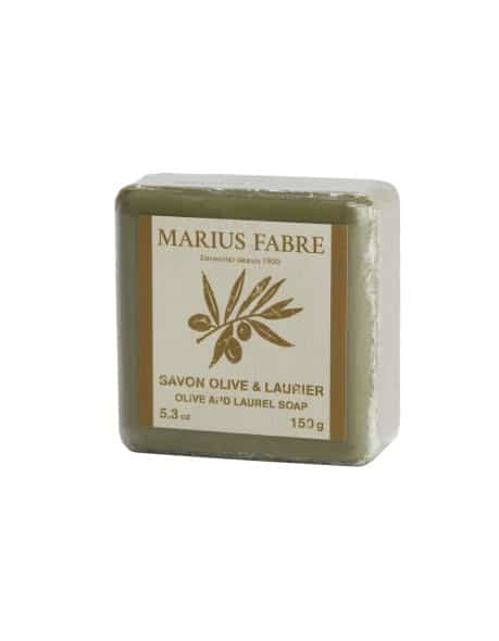 Savon Olive & Laurier 150g – Marius Fabre (Gamme Alep)