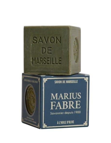 Savon de Marseille à l'huile d'olive 400g – Marius Fabre (Gamme Nature)