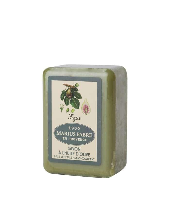 Savonnette à l'huile d'olive & à la Figue 150g – Marius Fabre (Gamme Herbier)