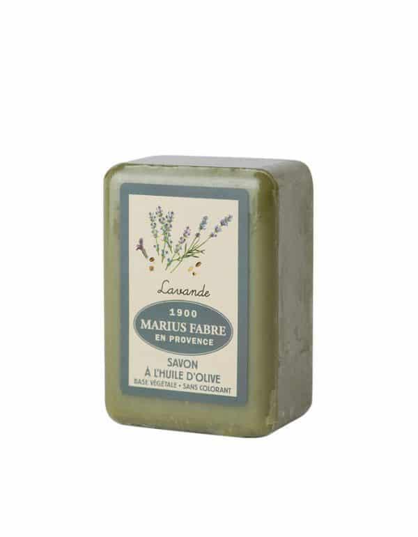 Savonnette à l'huile d'olive, à la Lavande