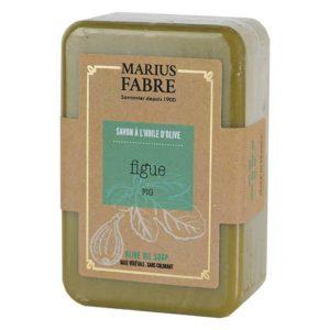 Savonnette à l'huile d'Olive & à la Figue 250 g – Marius Fabre