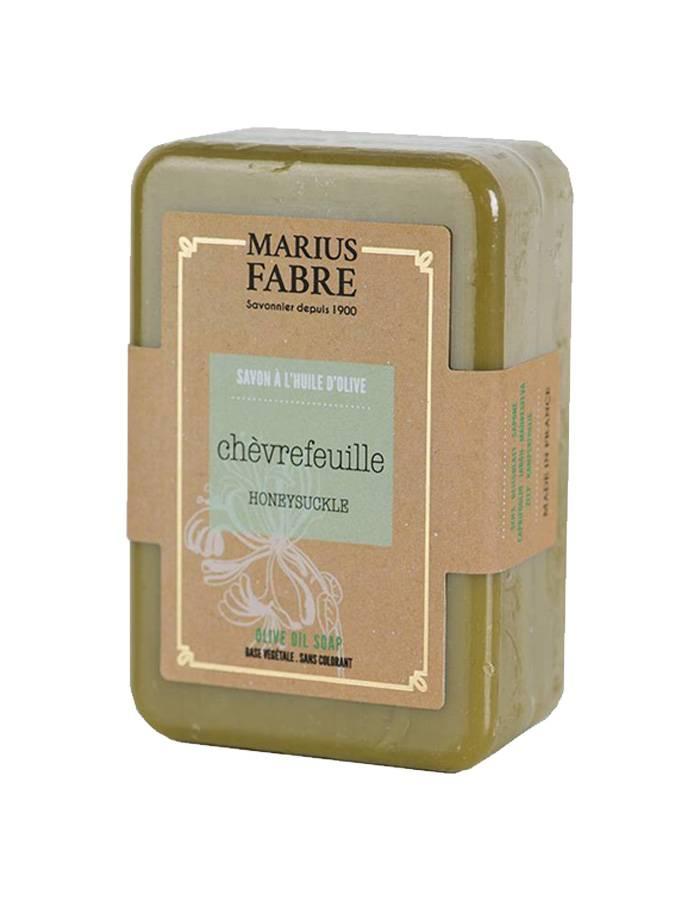 Savonnette à l'huile d'olive & au Chèvrefeuille 150g – Marius Fabre