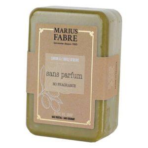 Savonnette à l'huile d'olive, sans parfum 150g – Marius Fabre