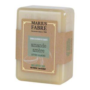 Savonnette au beurre de Karité & à l'Amande amère 250 g – Marius Fabre