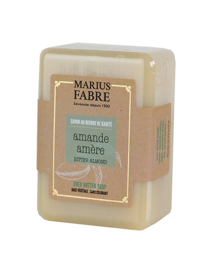 Savonnette au beurre de karité & à l'Amande amère 150g – Marius Fabre